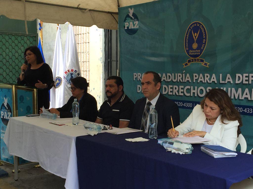 Procurador Adjunto participa de la Conmemoración del Día Nacional de la Solidaridad hacia las Personas con VIH