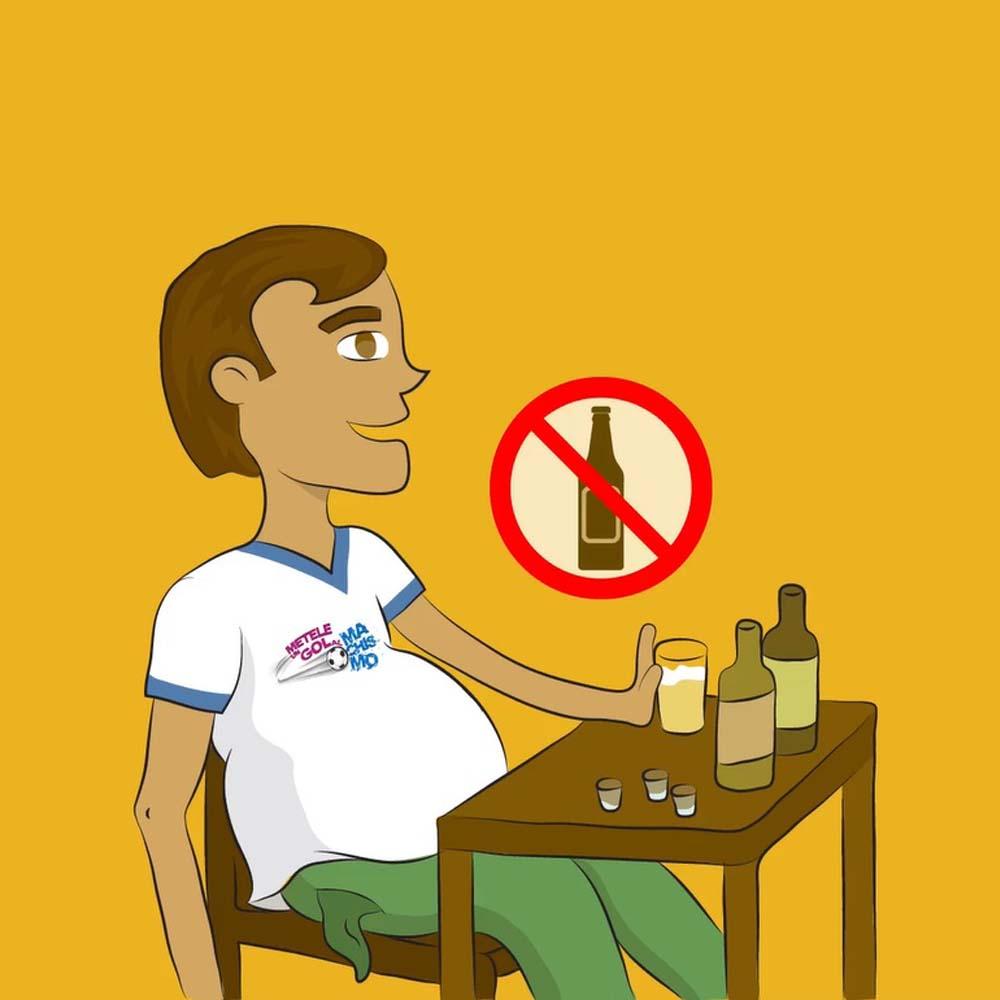 No al abuso del Alcohol