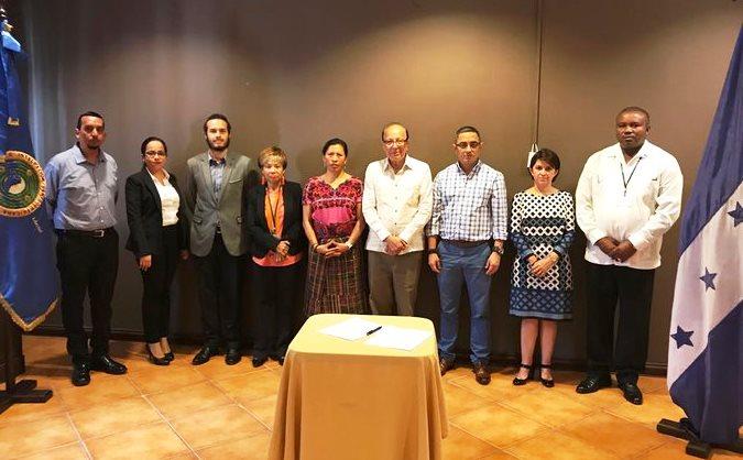 PROCURADORAS Y PROCURADORES DE CENTROAMÉRICA ALCANZAN ACUERDOS EN MATERIA DE DERECHOS HUMANOS PARA LA REGIÓN