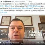 Presidente GANHRI respalda labor de defensores de derechos humanos en contexto COVID