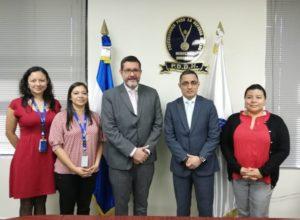 Procurador DDHH Sostiene Reunión con Representantes de la Organización Internacional para las Migraciones