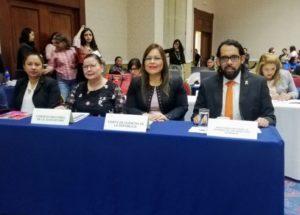 Procurador Adjunto Participa en IX Asamblea General del Sistema Nacional para la Igualdad Sustantiva
