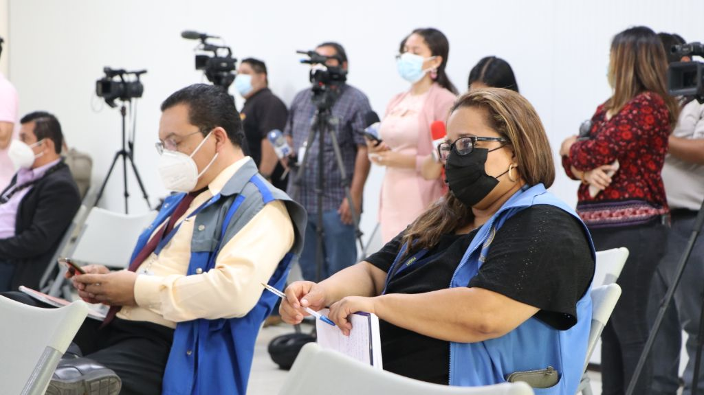 PDDH verifica diligencia judicial por caso Masacre de El Mozote y lugares aledaños