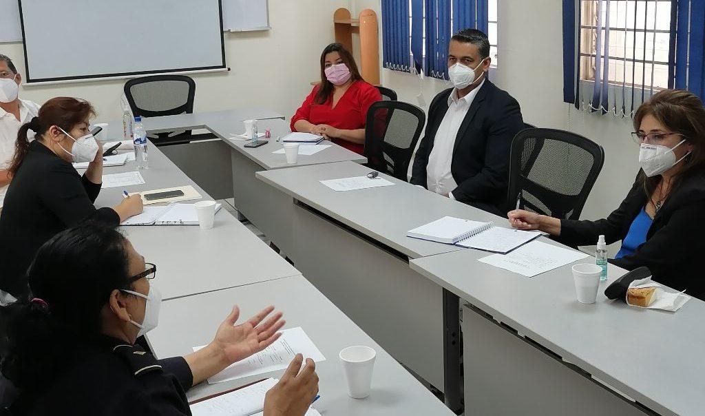PDDH y PNC instauran Mesa de Diálogo Local para San Salvador