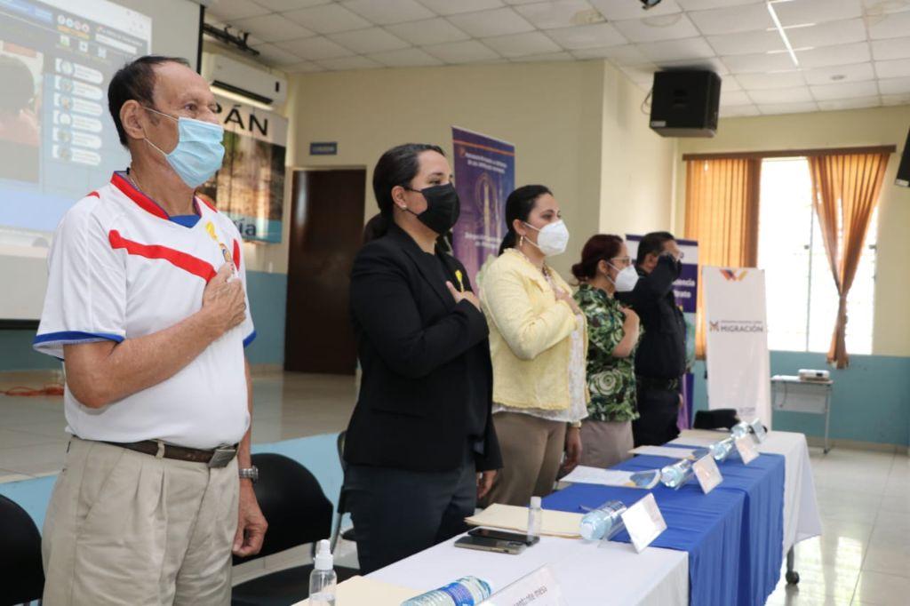 Delegación PDDH Ahuachapán realiza foro sobre abuso y maltrato al adulto mayor